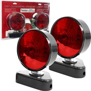 Stalwart 12-volt Magnetic Trailer Light