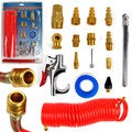 Trademark Tools 16-piece Pneumatic Accessory Kit
