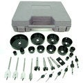 Trademark Tools Loaded 31-piece Hole Saw and Drill Bit Kit