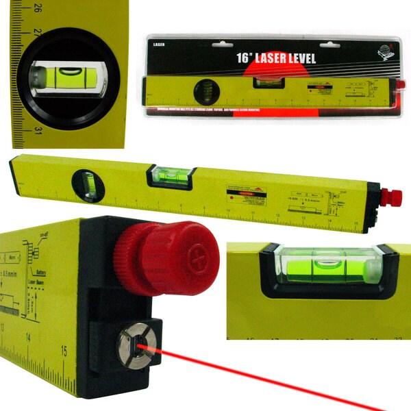 Stalwart Premium 16-inch Construction Laser Level
