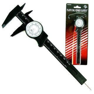 Stalwart 6-inch Dial Vernier Caliper
