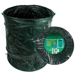 Stalwart Pop Up Trash Bin