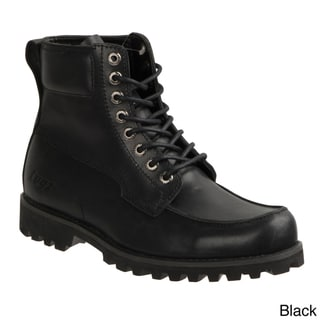 Lugz Men's 'Country' Leather Lace-up Boots