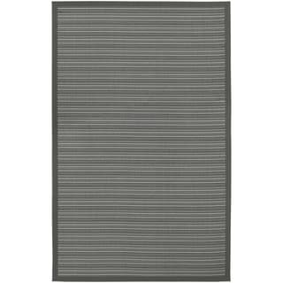 Five Seasons Baja Coast Grey Rug (8'6 x 13')