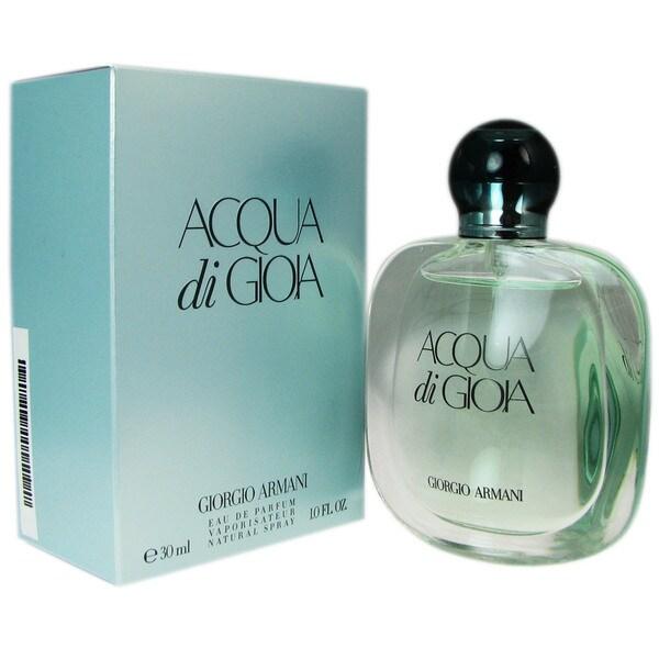 Giorgio Armani Acqua Di Gioia Women's 1-ounce Eau de Parfum Spray