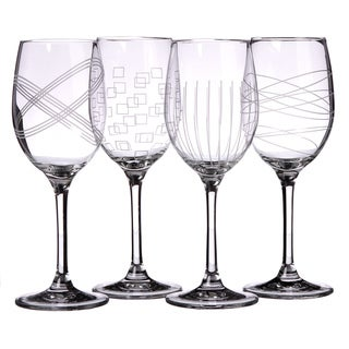 Royal Doulton Party Wine Glasses (Set of 4)