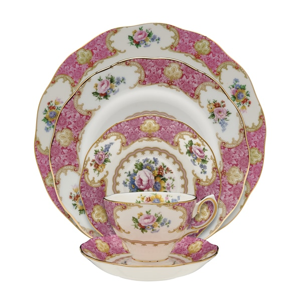 Royal Albert 'Lady Carlyle' 5-piece Place Setting 10665278