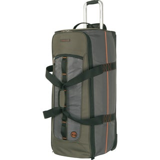 Timberland Jay Peak 32-inch Wheeled Upright Duffel Bag