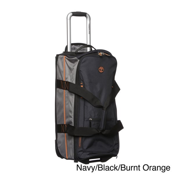 Timberland Claremont 24-inch Wheeled Upright Duffel Bag