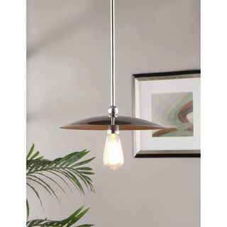 Vintage Sophia 1-light Chrome Pendant