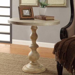 Latte Spindle Table