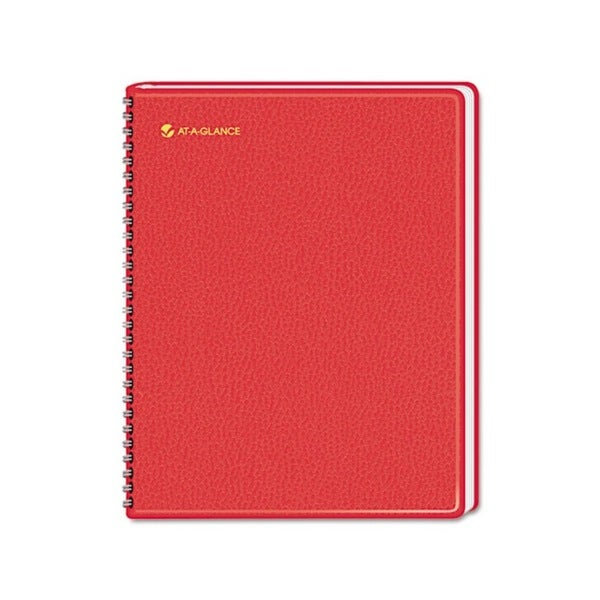 Fashion Red 2015 Unruled Monthly Planner