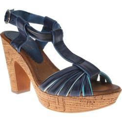 Women's Azura Vianne Blue Multi Leather
