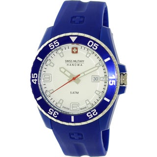 Swiss Military Hanowa Men's 'Ranger' Blue Watch