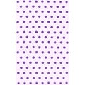 Manam Fufu Dots Purple Rug