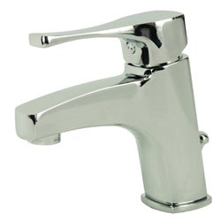 Italia Essenziale Chrome Single-Post Bathroom Sink Faucet