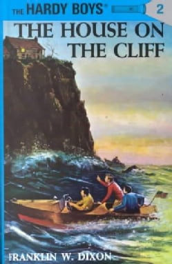 The House on the Cliff (Hardcover)