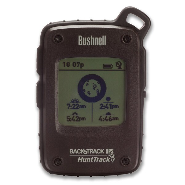 Bushnell BackTrack HuntTrack Brown Black Tracker