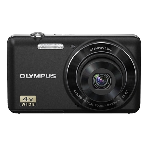 Olympus VG-150 12MP Black Digital Camera