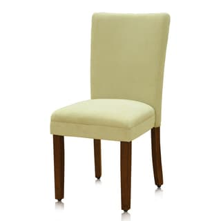 Parson Ivory Chairs (Set of 2)
