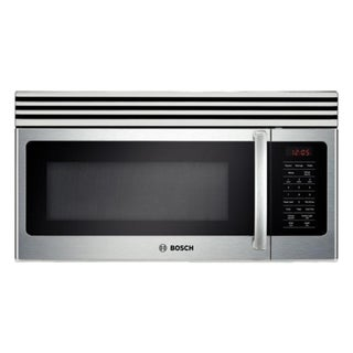 Bosch Stainless Steel Over the Range Microwave