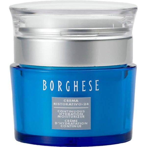 Borghese Crema Ristorativo 24 Continuous Hydration Moisturizer