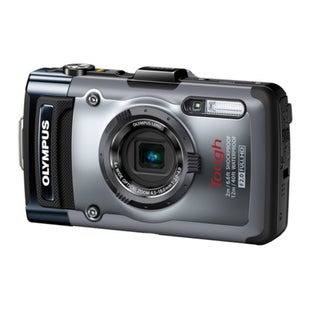 Olympus TG-1 iHS 12MP Digital Camera (Refurbished)