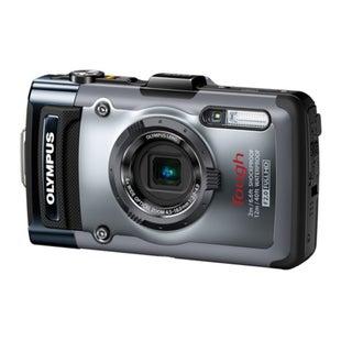 Olympus TG-1 iHS 12MP Digital Camera (Refurbished)