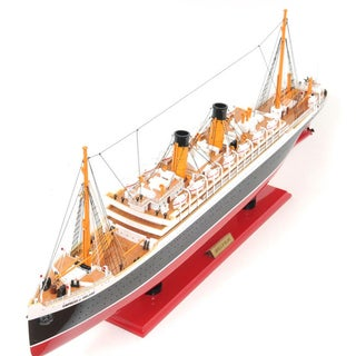 Old Modern Handicrafts Empress of Ireland Model Ship