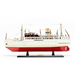Old Modern Handicrafts Korsholm III Model Ship