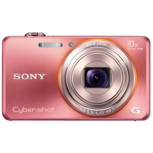 Sony Cyber-shot DSC-WX100 18MP Digital Camera