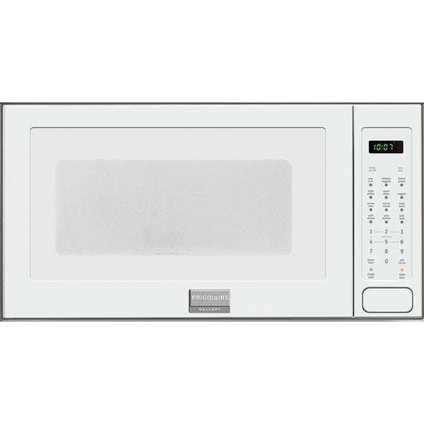 Frigidaire White 2.0 Cubic Feet Built-In Microwave 10667226