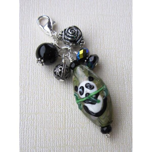 Jade Panda Charm