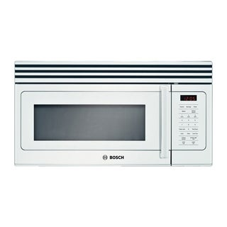 Bosch White 1.6 cubic feet Microwave Oven