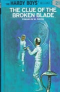 The Clue of the Broken Blade (Hardcover)