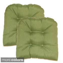 Husk Texture Outdoor Cushions (Set of 2)