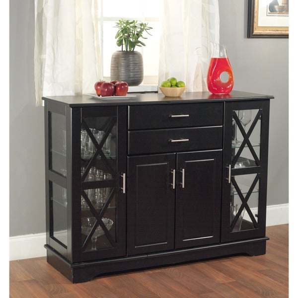 Dining room sideboard buffet