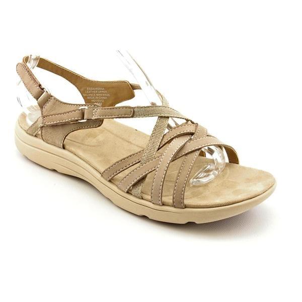 Easy Spirit Women's 'Savasana' Leather Sandals