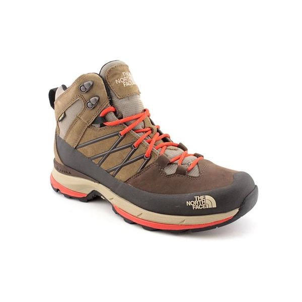 North Face Men's 'Wreck Mid GTX' Regular Suede Boots