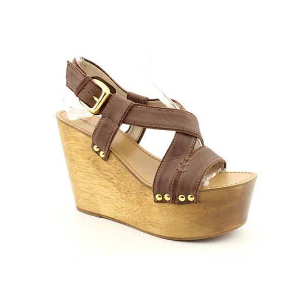 Madison Harding Women's 'Delilah' Leather Sandals