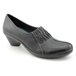 Softwalk Women's 'Solana' Leather Dress Shoes - Wide