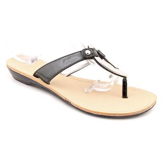Marc Fisher Women's 'Licks' Man-Made Sandals