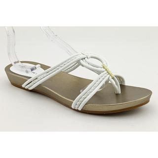 Tahari Women's 'Chime' Leather Sandals