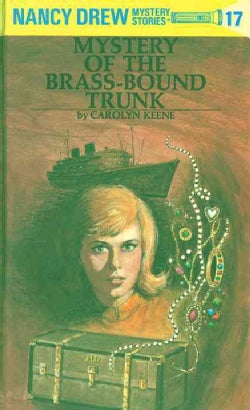 The Mystery of the Brass Bound Trunk (Hardcover)