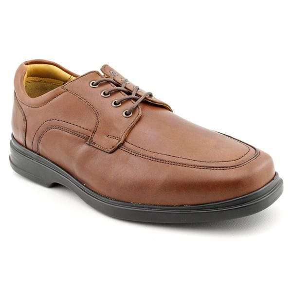 Neil M Men's 'Programmer' Leather Dress Shoes - Extra Wide