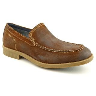 Calvin Klein Jeans Men's 'Val' Regular Suede Dress Shoes