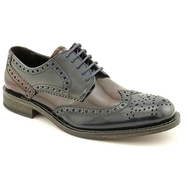 Kenneth Cole NY Men's 'Mind Tricks' Leather Dress Shoes