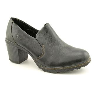 Born Concept Women's 'Carla' Leather Casual Shoes (Size 9.5