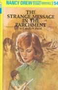 The Strange Message in the Parchment (Hardcover)