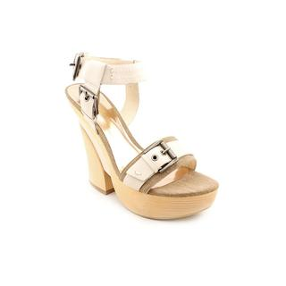Guess By Marciano Women's 'Ketty 2' Leather Sandals